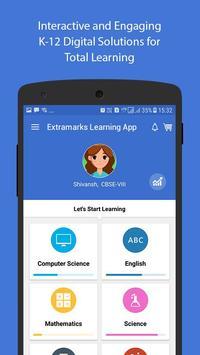 Extramarks – The Learning App पोस्टर