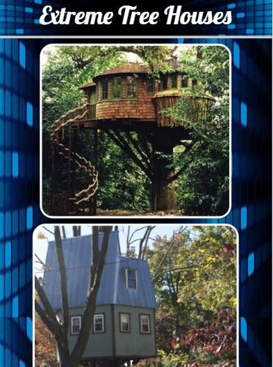 Extreme Tree Houses poster