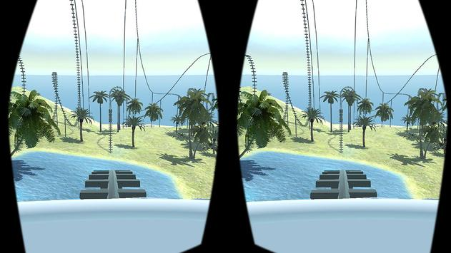 Xtreme VR Roller Coaster apk screenshot