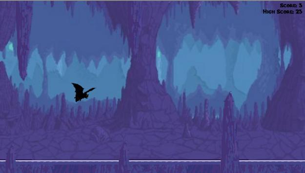 Cave adventure poster