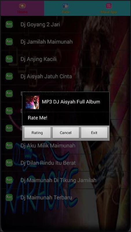 download lagu dj aisyah salam dua jari