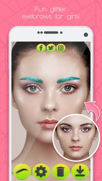 Eyebrow Makeup screenshot 3