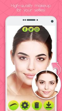 Eyebrow Makeup screenshot 2