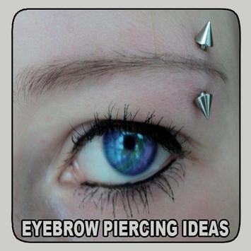 Eyebrow Piercing Ideas poster