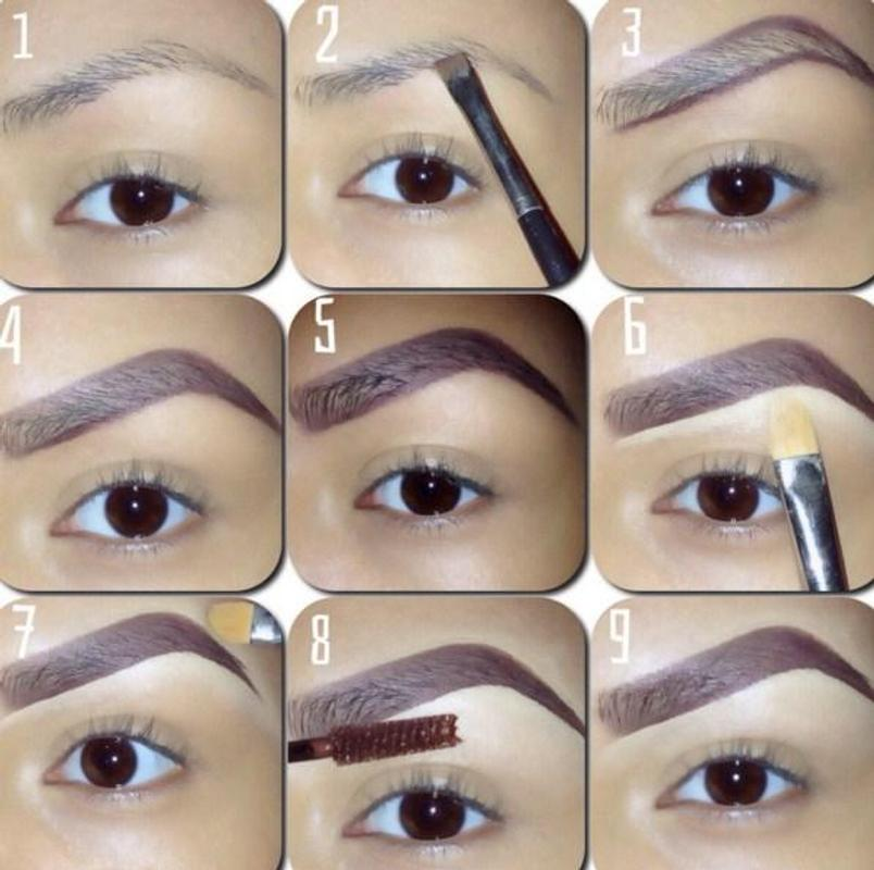 Easy Eyebrow Tutorials For Android Apk Download
