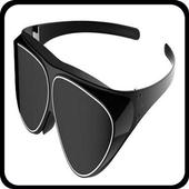 Eyeglass Design icon