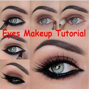 Eyes Makeup Tutorial screenshot 10