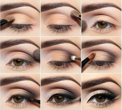 Eyes Makeup Tutorial screenshot 1