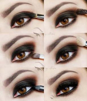 Eyes Makeup Tutorial screenshot 2