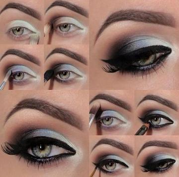 Eyes Makeup Tutorial screenshot 3
