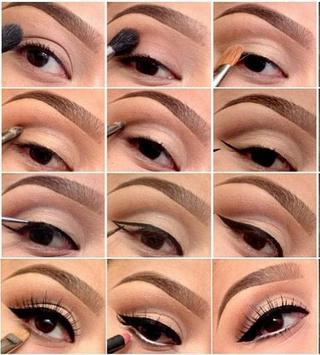 Eyes Makeup Tutorial screenshot 4