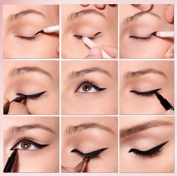 Eyes Makeup Tutorial screenshot 5