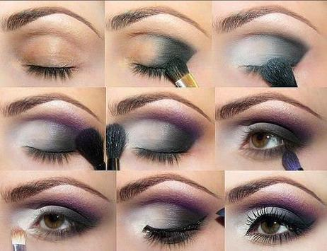 Eyes Makeup Tutorial screenshot 6
