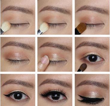 Eyes Makeup Tutorial screenshot 9