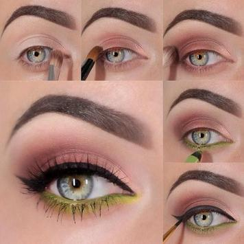 Eyeshadow Makeup Tutorials apk screenshot