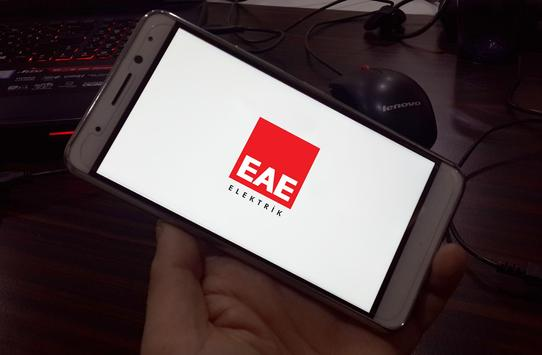 EAE Elektrik Busbar Augmented Reality (AR) App screenshot 1
