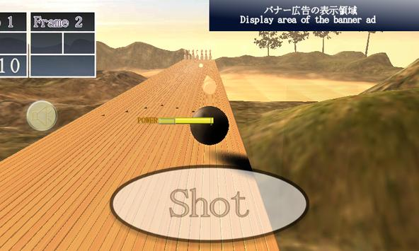 The Earth Bowling Free apk screenshot