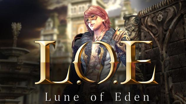 Lune of Eden poster