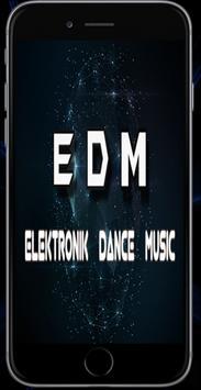 EDM Music 2018 poster
