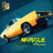 Muscle Cars Racing Mania 2015 icon