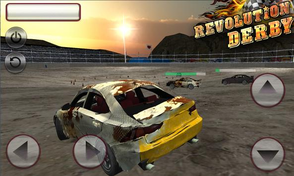 Revolution Derby Racing screenshot 1