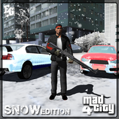 Mad City Stories 4 Snow Winter Edition icon