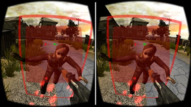 VR Zombie Hunter apk screenshot