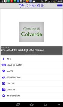 MyColverde apk screenshot