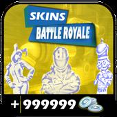 Skins of Battle Royale 2018 icon