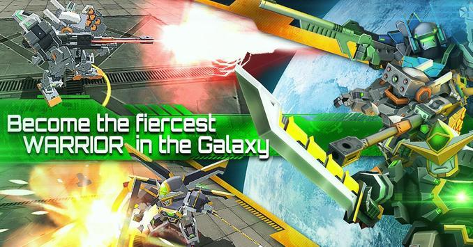 Mecha Storm imagem de tela 5