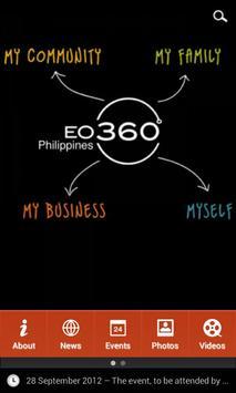 EO Philippines poster