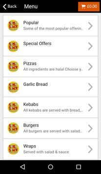 Shish Shack Kebab Pizza apk screenshot