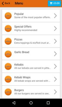Aysan Kebab and Pizza Ramsgate apk screenshot
