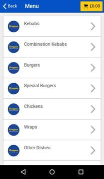 Gregson Kebab and Pizza House apk screenshot