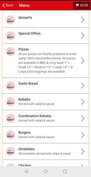 Dannys Pizza and Kebab House screenshot 1