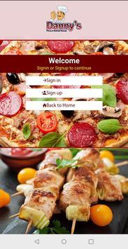 Dannys Pizza and Kebab House screenshot 2