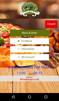 Farm House Pizza Delivery For Android Apk Download