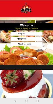 Flames Kebab & Pizza screenshot 3