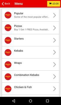 Kingdom Kebab Portsmouth apk screenshot