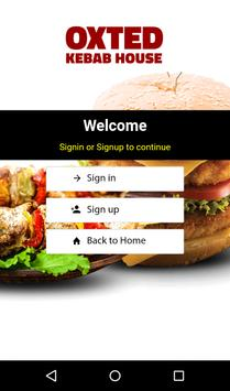 Oxted Kebab House apk screenshot