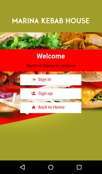 Marina Kebab House apk screenshot