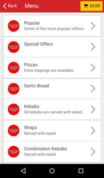 Sitting Bourne Kebab House apk screenshot