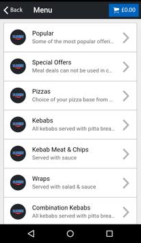 St Johns Kebab Pizza screenshot 1