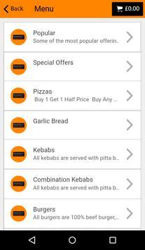 Perfect Kebab Pizza apk screenshot