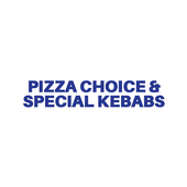 Pizza Choice and Special Kebab icon