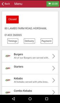 Pizza Plus Horsham apk screenshot
