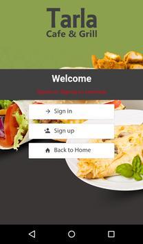 Tarla Cafe and Grill apk screenshot
