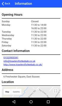 Trawlers East Sussex apk screenshot