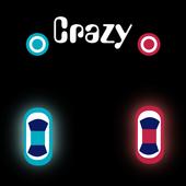 Crazy Cars Adventures icon