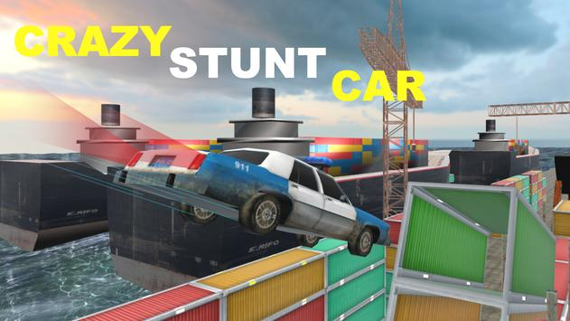 Car Stunt - Extreme Driving poster